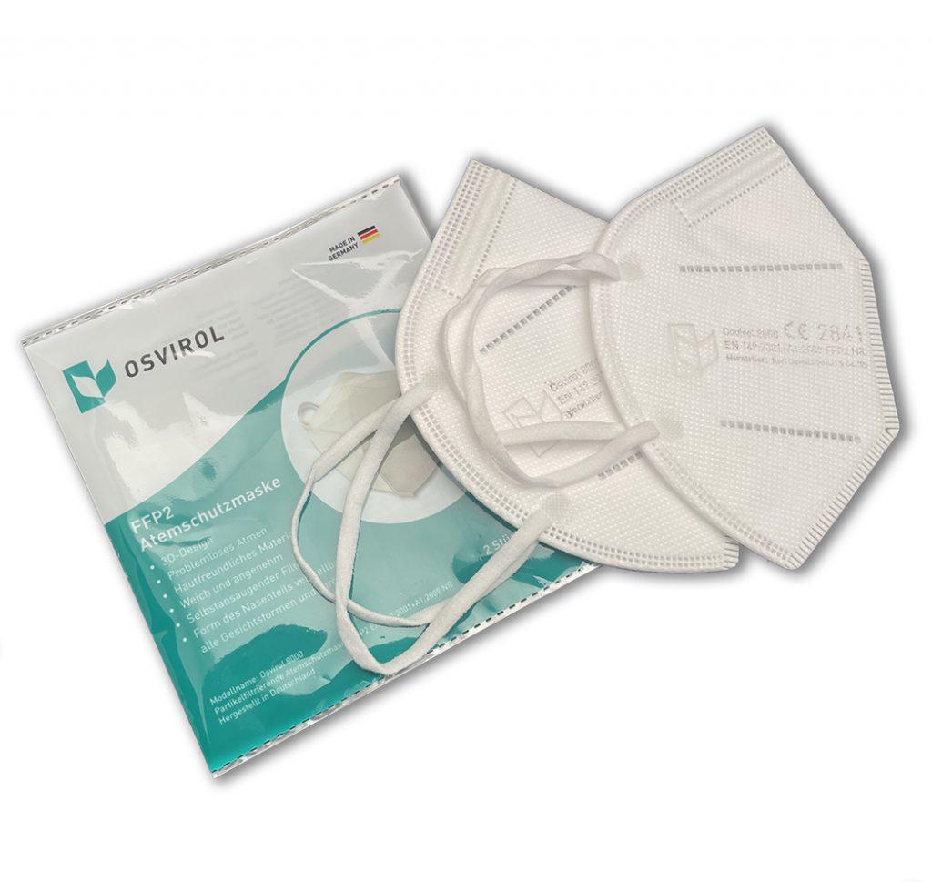 Osvirol8000_FFP2_Verpackung+Masken